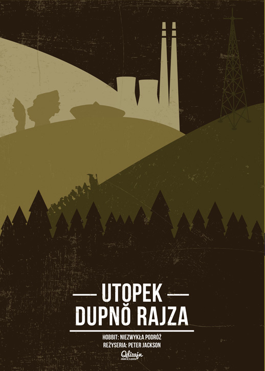 śląskie Plakaty Filmowe Moniki Kudełko
