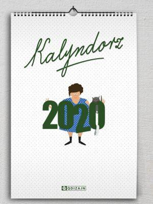 śląski kalendarz 2020