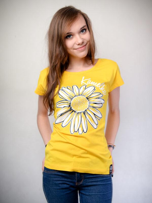 koszulka kamelka śląskie koszulki qdizajn