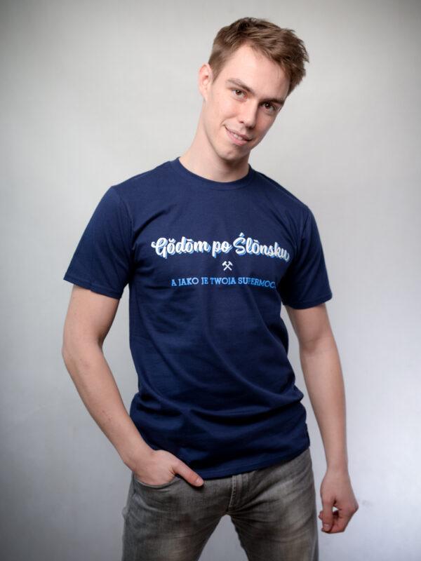 godom po ślonsku śląskie koszulki qdizajn
