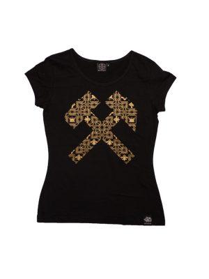 Koszulka Pyrlik i Żelosko do frelek śląskie koszulki qdizajn