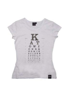 katowice śródmieście badanie wzroku koszulka