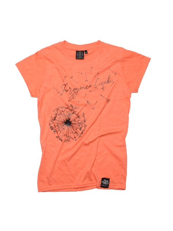furgajonce ciciki koszulka dlo frelek śląskie koszulki qdizajn