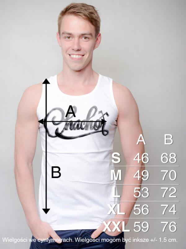 chachor koszulka na ramiączkach bokserka śląski sklep qdizajn