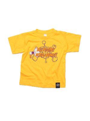 koszulki dziecięce bajtel dej pozór robia larmo śląskie koszulki qdizajn