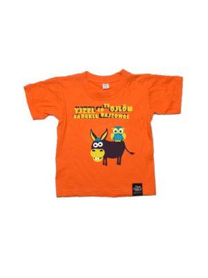 koszulki dziecięce bajtel yjzel i ojla śląskie koszulki qdizajn