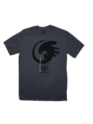 śląska koszulka kolekcja filmowa śląskich plakatów gorol obcy