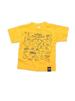 koszulki dziecięce bajtel richtich gryfny szkolorz śląskie koszulki qdizajn