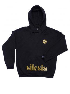 bluza z kapucom silesia złoto śląski sklep qdizajn