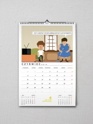 śląski kalendarz 2016 ślonsko muter