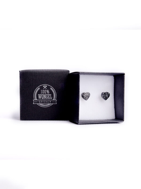 biżuteria z węgla