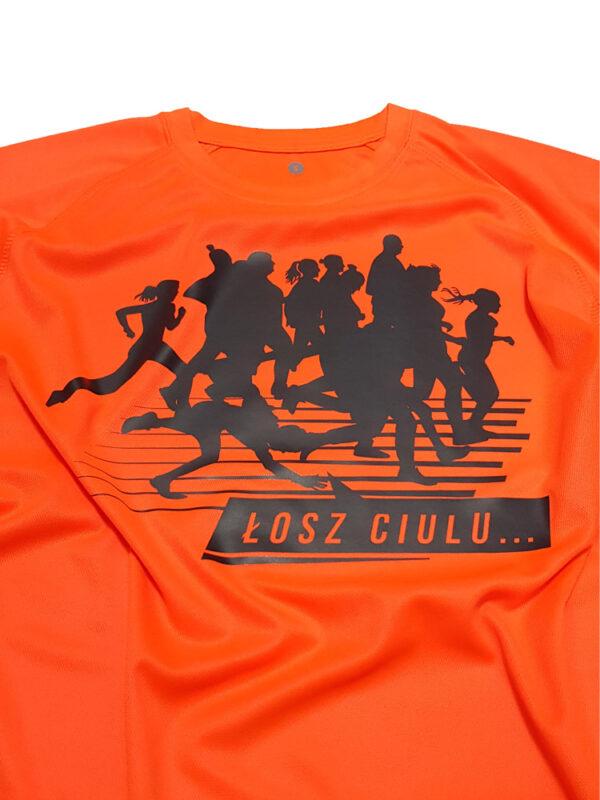 łosz ciulu koszulka do biegania