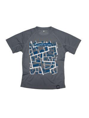 koszulka sportowa do biegania, koszulka oddychająca