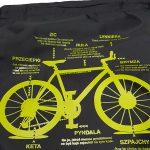 worek na plecy na rower