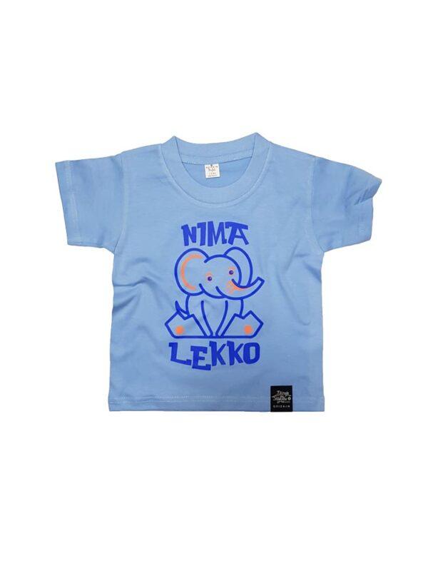 nima lekko koszulka dla dzieci