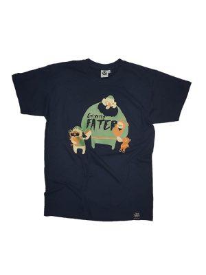 gryfny fater, prezent na dzien ojca, śląskie koszulki