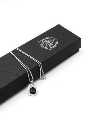 naszyjniki z węgla biżuteria z węgla