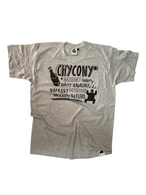 koszulka chycony łożarty, naprany, nawalony