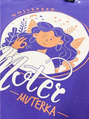 koszulka muter muterka mamulka